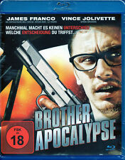 Brother Apocalypse (Good Time Max) (2007) - Blu Ray Disc James Franco