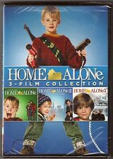 Home Alone Collection 1, 2 & 3 - DVD 3-Movie Set BRAND NEW