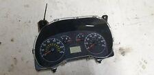 FIAT GRANDE PUNTO  SPEEDO CLOCKS DIALS 115k 51718551 (2006-2010)