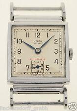 WEBCO ART DECO ARMBANDUHR - 1930er / 1940er JAHRE - NEW OLD STOCK UNGETRAGEN