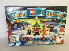 LEGO® City 7687 Adventskalender
