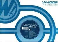 """Dominion - 11 Hours (12"""") Vinyl Schallplatte 98718"""
