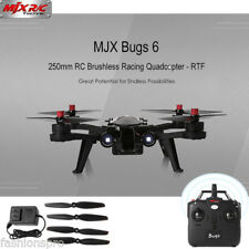 MJX Bugs6 250mm Brushless RC Quadcopter RTF 1806 1800KV Motor 4CH Two-way NEW