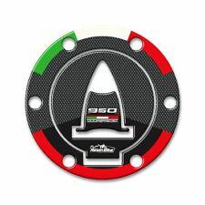 ADESIVO 3D PROTEZIONE TAPPO SERBATOIO COMPATIBILE CON DUCATI MULTISTRADA 950