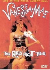 Vanessa Mae: The Red Hot Tour Live At Royal Albert Hall (1995) DVD *NEW