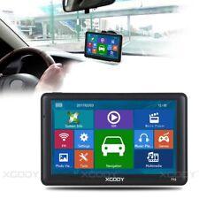 XGODY 712 7 inch Sat NAV 256MB RAM GPS Navigation 8GB Free Lifetime Map  Update