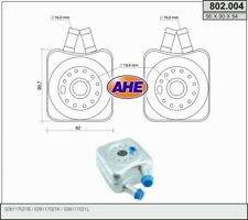 Scambiatore AUDI A3 (8L1) 1.8 T 132kw 98-03