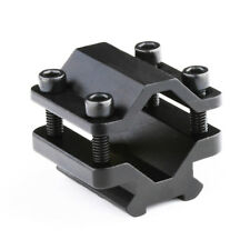 Universal 13mm to 21mm Barrel Mount with 21mm Single Picatinny /Weaver Rail