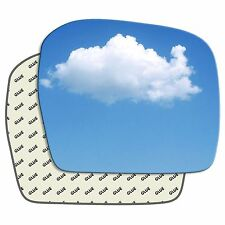 Right hand driver off side wing mirror glass Toyota Hilux 1997 - 2005 539RS