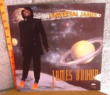 James Brown square poster Universal promo record flat 1992 soul R&B hip hop