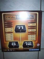 Clementoni 69380.1 - Brettspiel - Deal or no Deal - Neu / OVP