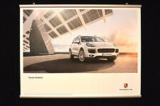 "Porsche póster ""Cayenne S E-Hybrid"""