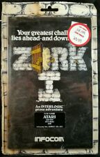 Zork I Atari 400/800 Disk Complete Sealed