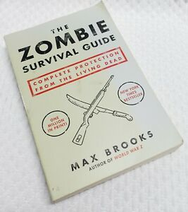 The Zombie Survival Guide: Complete Protection from the Living Dead - GOOD