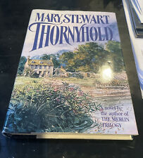 THORNYHOLD By MARY STEWART 1st Edition
