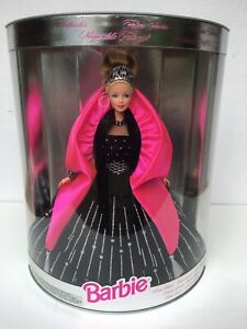 ULTRA RARE 1998 Multi Languages CHRISTMAS Special Edition Barbie OLD STOCK