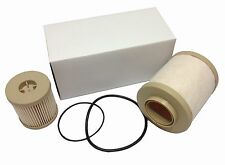 2003- 2007 Ford 6.0L Fuel Filter set FD4604 Both Upper and Lower Filter Included