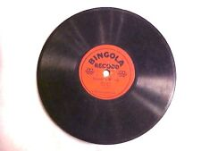 RARE Bingola Record 78RPM Listen to the Mockingbird 618A 618B Vinyl H515