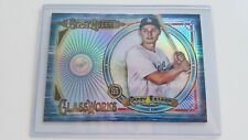 2018 Topps Gypsy Queen GlassWorks Indigo Corey Seager 104/150 Dodger Blue GW-CS