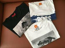 Hugo Boss 3x (unidades) camisetas talla m