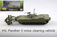 US M1 PANTHER II remote controlled mine clearing vehicle tank 1:72 Easy Model