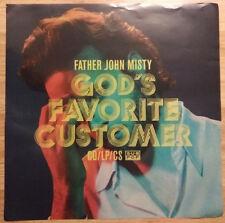 Music Poster Promo Father John Misty God/'s Favorite Customer