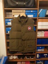 Canada Goose Men's Freestyle Vest (Colour: Military Green)