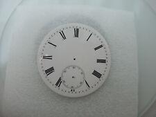 Taschenuhr Zifferblatt, Ø 51,95 mm, watch dial