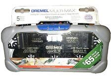 DREMEL  MM389 MULTI - MAX  5 pc. Steel  CUTTING KIT - NEW IN BOX