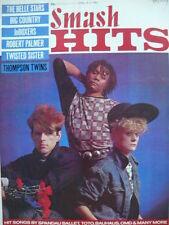 SMASH HITS 14/4/83 - THOMPSON TWINS - SPANDAU BALLET - DAVID BOWIE