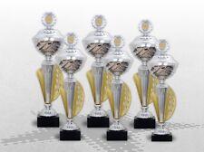 6er Pokalserie Pokale ATHEN mit Gravur PREMIUM DELUXE POKALE TOP DESGIN & PREIS