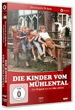 Die Kinder vom Mühlental - die komplette Serie, 2 DVD Set NEU + OVP!