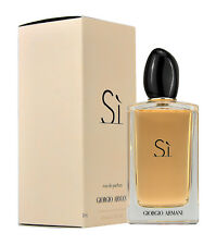 Giorgio Armani Si  150 ml Eau de Parfum Spray Neu & Originalverpackt