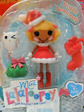 """New Lalaloopsy Mini Doll """"Noelle North Pole"""" *Check Out My Other Listings*"""