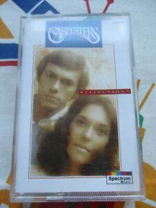 THE CARPENTERS REFLECTIONS 1995 A&M SPECTRUM COMPILATION AUDIO CASSETTE ALBUM