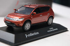 1/43ème  NISSAN MURANO ORANGE METAL  -  J-collection référence JC052