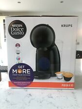 NESCAFE KRUPS DOLCE GUSTO PICCOLO XS COFFEE MACHINE