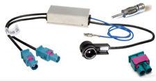 Adattatore antenna DIN + ISO VW Golf 5 RCD 310 210 510 FAKRA DIVERSITY GOLF VI 6