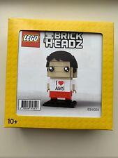 Lego Brickheadz I Love / Heart ❤️ Amsterdam 6315025 new sealed limited rare