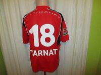 "Hannover 96 Original uhlsport Heim Trikot 2004/05 ""TUI"" + Nr.18 Tarnat Gr.M/L"