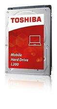 """Toshiba L200 1TB SATA II 2.5"""" Hard Drive - 5400RPMrpm, 8MB Cache"""