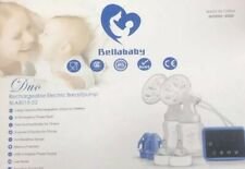 Sealed Bellababy Double Electric Breast Feeding Pumps Pain Free Strong Suction