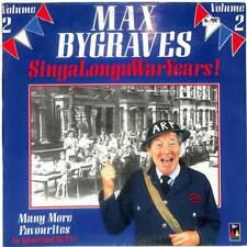Max Bygraves - SingaLongaWarYears! Volume 2 - Gatefold - LP Vinyl Record