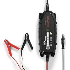 Caricabatterie Mantenitore Carica Batteria Con Cavo Per Auto Moto 12/24V