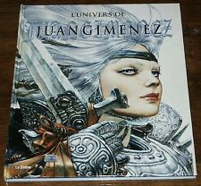 Gimenez - L'univers de Juan Gimenez - Sirène TTBE