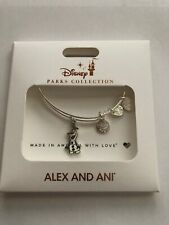 Disney Frozen 2 Olaf Alex and Ani Silver Finish Bracelet New with Box