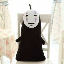 """Anime Spirited Away No Face Ghost Faceless  Plush Doll Toy Figure 24"""" Gift"""