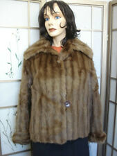 Scrap Item: Muskrat Fur Jacket Coat Women Woman Arts & Crafts