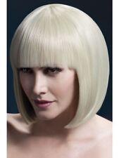Pour femme filles sexy élégant Blonde Bob Perruque fantaisie de qualité professionnelle