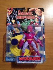 Marvel Universe Wizard Action Figure MOC Sealed Toy Biz